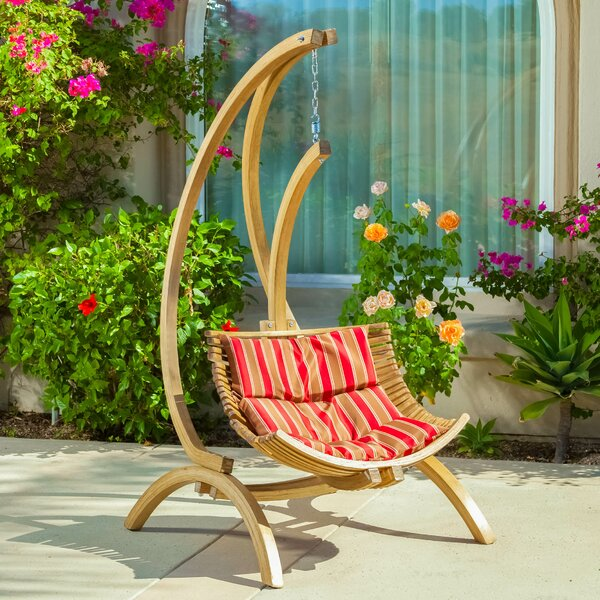 Catalina Swing Chair with Stand by Home Loft Concepts