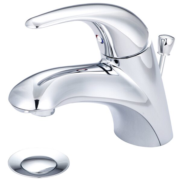 Legacy Bathroom Faucet with Deck Cover Plate