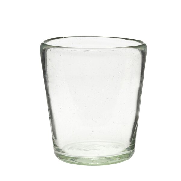 Mehl Double Old Fashioned Drinking 12 oz. Every Day Glass (Set of 6) by Greyleigh