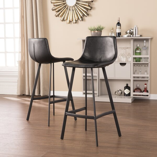 Solomon Bar Stool (Set of 2) by Foundry Select