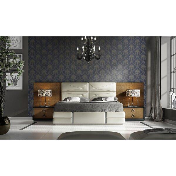 Jerri Standard 3 Piece Bedroom Set by Everly Quinn Everly Quinn