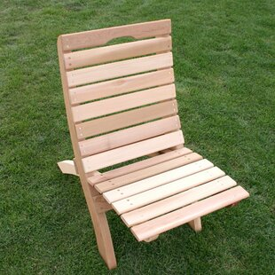 Superbe Cedar Furniture And Accessories Beach Chair
