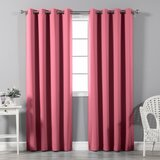 Light Pink Nursery Curtains Wayfair