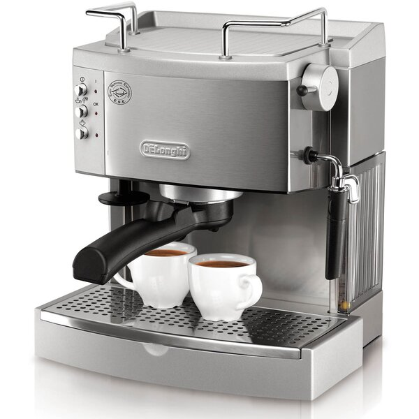 15 Bar Pump Driven Espresso Maker by DeLonghi