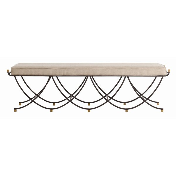 Felice Upholstered Bench By ARTERIORS