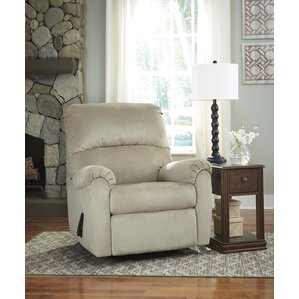 Lindemann Manual Rocker Recliner by Darby Home Co