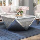 Zackery Solid Coffee Table by Rosdorf Park