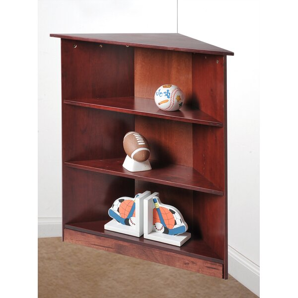 Colberta Corner Bookcase By Winston Porter