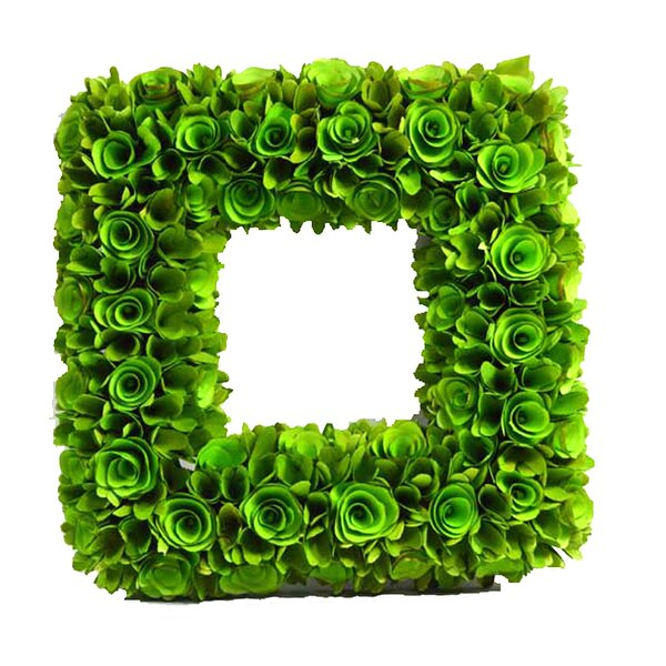 Square 18.9 Woodchip Wreath by GT DIRECT CORP