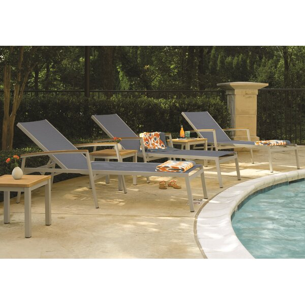 Caspian Sun Chaise Lounge (Set of 2)