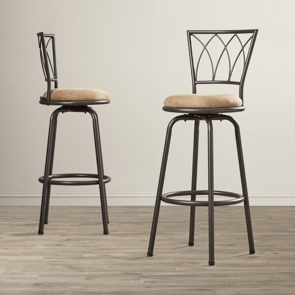 Watson 29 Swivel Bar Stool (Set of 2) by Andover Mills