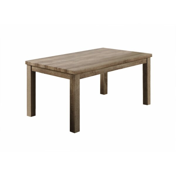 Ephraim Dining Table by Millwood Pines