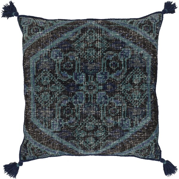Cantrell Square Throw Pillow by Bungalow Rose