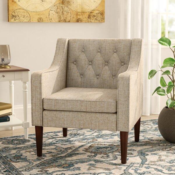 Zaftig Slipper Chair by Charlton Home