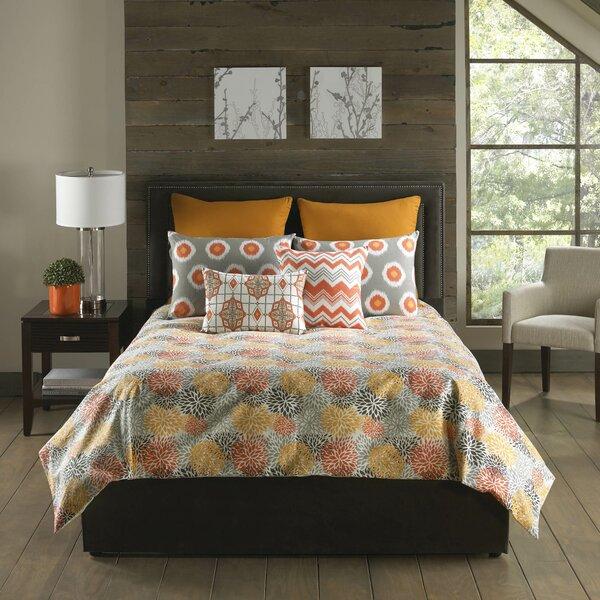 Hahne 5 Piece Comforter Set