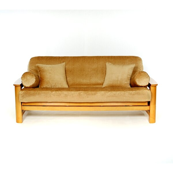Box Cushion Futon Slipcover by Lifestyle Covers