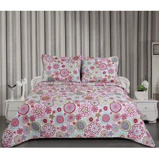 martha 3 piece quilt set - Martha Stewart Bedding