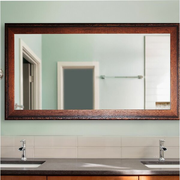 Truett Double Vanity Wall Mirror by Millwood Pines