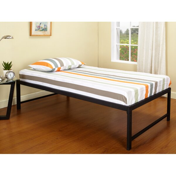 Blount Hi Riser Bed by Zoomie Kids