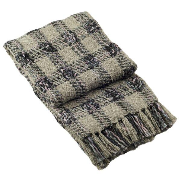 Dawn Knit Throw by August Grove