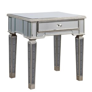Ake End Table by Willa Arlo Interiors