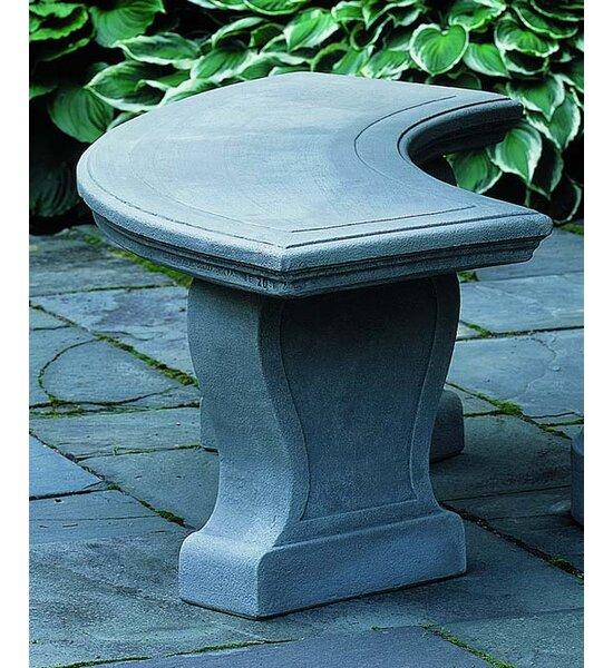 Palladio Cast Stone Garden Bench By Campania International by Campania International Best Design