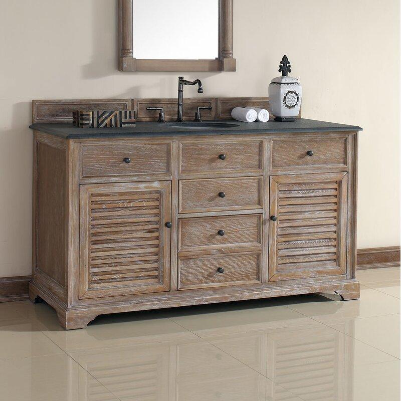 "Greyleigh Osmond 60"" Single Bathroom Vanity Base Only ..."