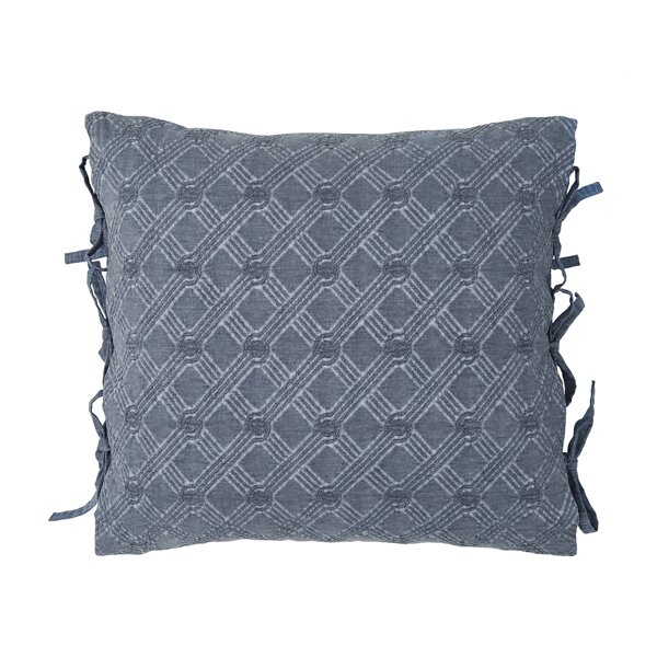 Lucine Square Pillow by Croscill Home Fashions