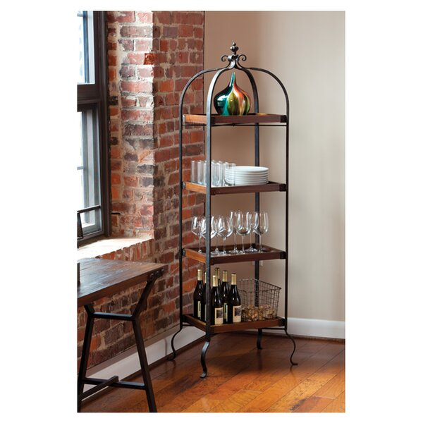 Dorset Display Etagere Bookcase by Evergreen Enterprises, Inc