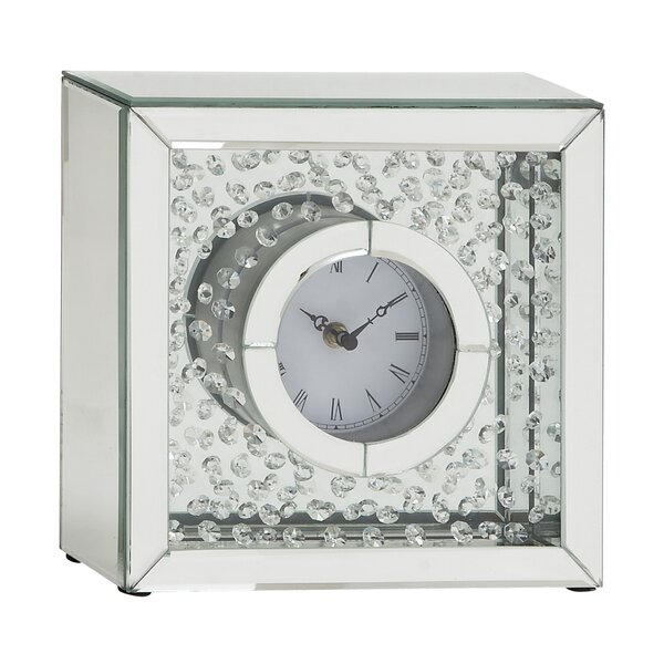 Table Clock by House of Hampton