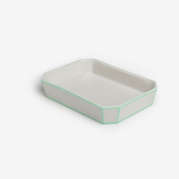Dickert Soap Dish by Bungalow Rose