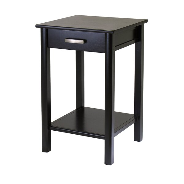 Liso End Table By Alcott Hill