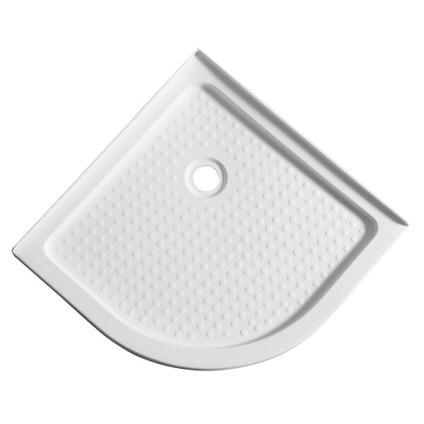 Pillar Series 36 x 36 Double Threshold Shower Base by ANZZI