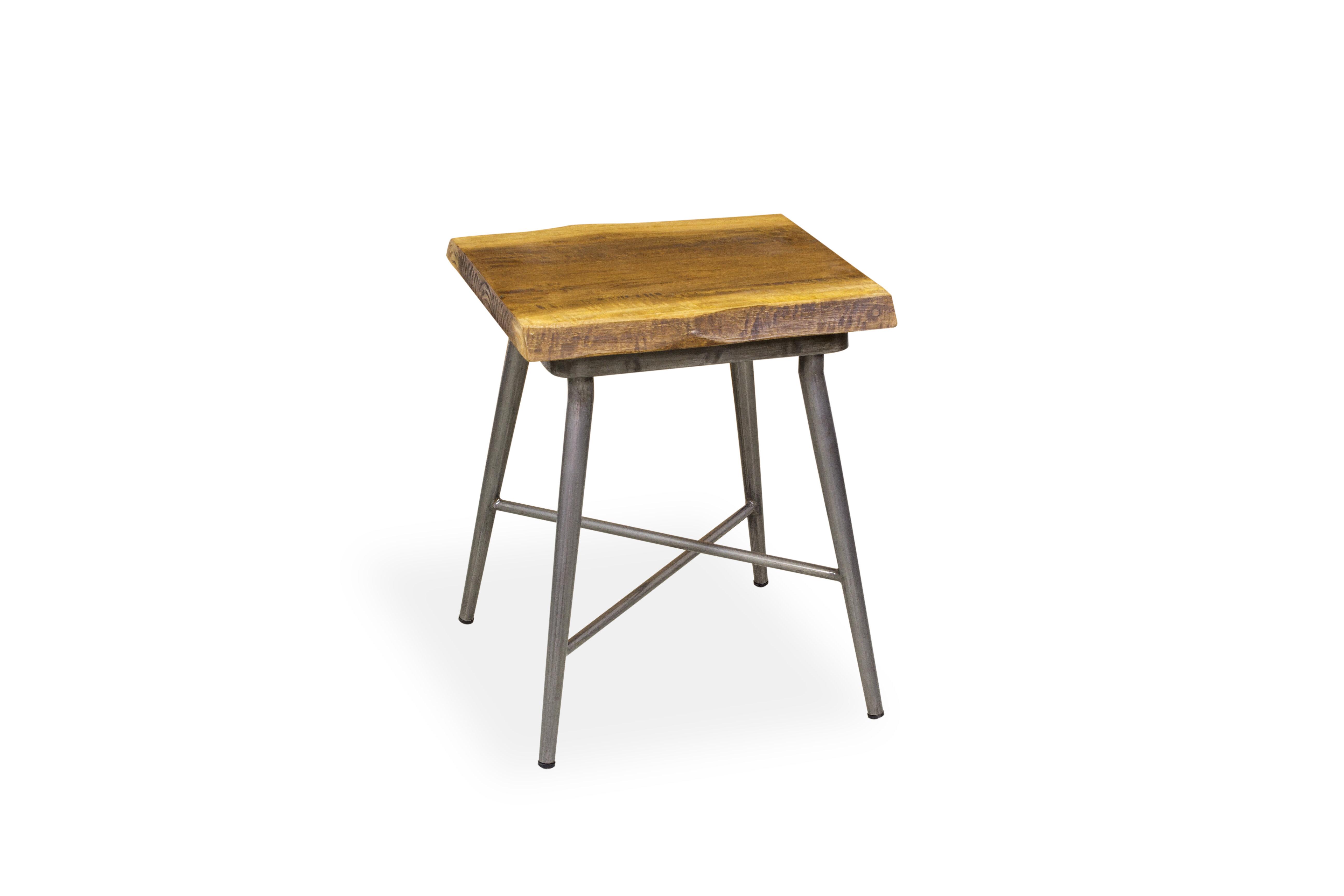 half off b496c 104bc Dumont Mango Wood Side Table