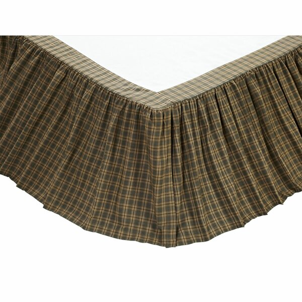 Goodhue Bed Skirt by August Grove