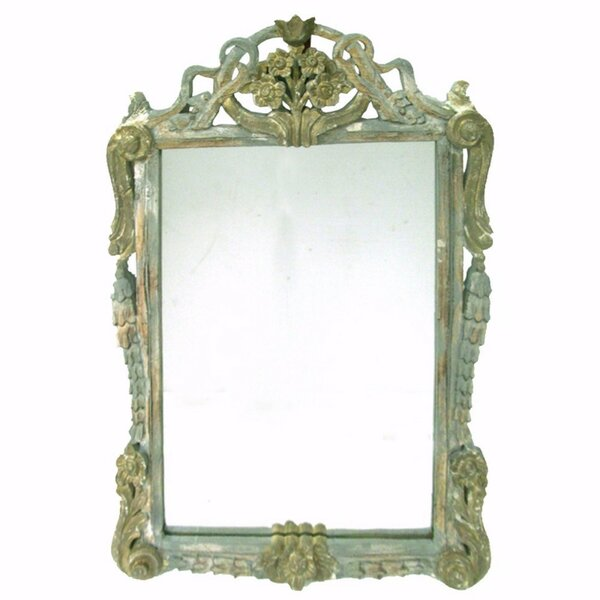 Julian Skillfully Crafted Accent Mirror by Bungalow Rose