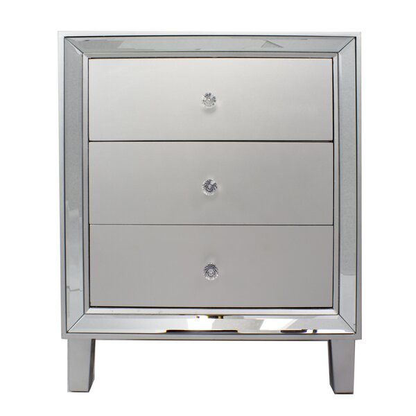 Pelkey 3 Drawer Accent Chest By House Of Hampton®