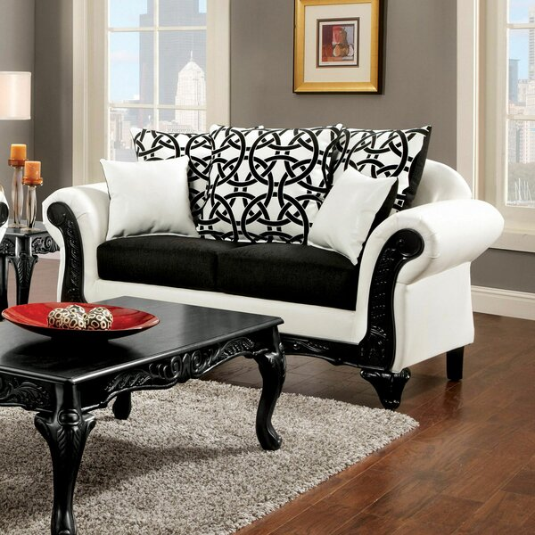 Dashing AlijahLoveseat by Astoria Grand by Astoria Grand