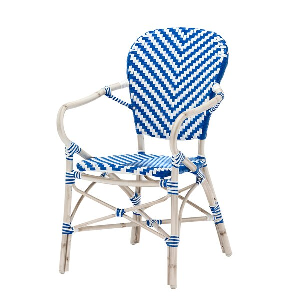 Paris Stacking Patio Dining Chair by Source Contract Source Contract