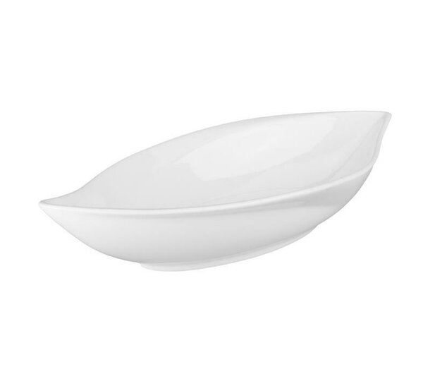 White Leaf Bowl (Set of 4) by BIA Cordon Bleu