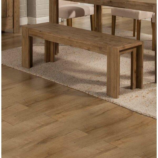 Finnigan Wood Bench by Gracie Oaks