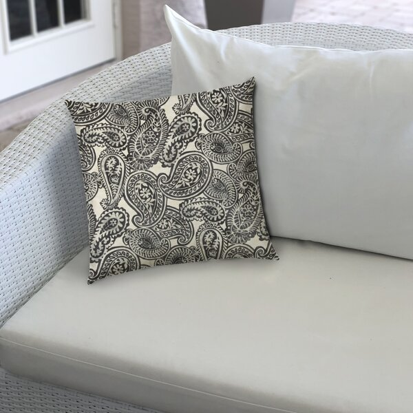 Forada Outdoor Square Pillow Cover & Insert