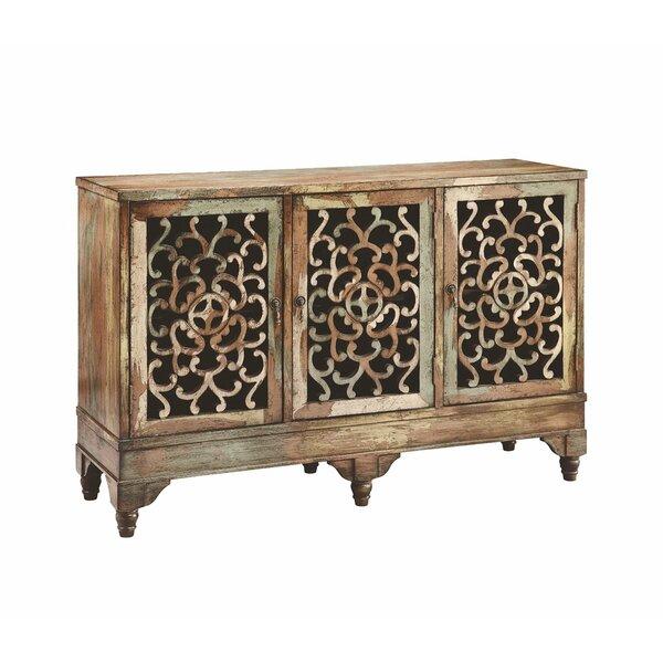 Palmieri 3 Door Accent Cabinet By Bungalow Rose