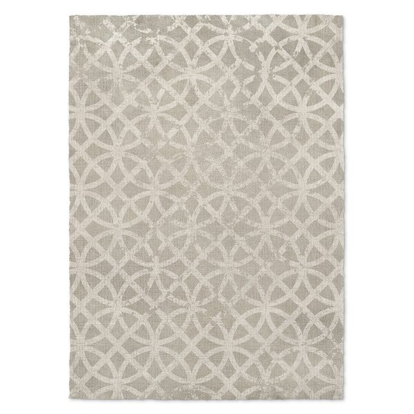 Vasques Gray Area Rug by Gracie Oaks