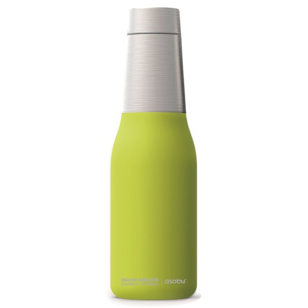 Oasis 20 oz. Stainless Steel Water Bottle by Ad N Art