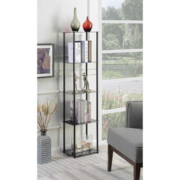 Edwin Etagere Bookcase by Zipcode Design