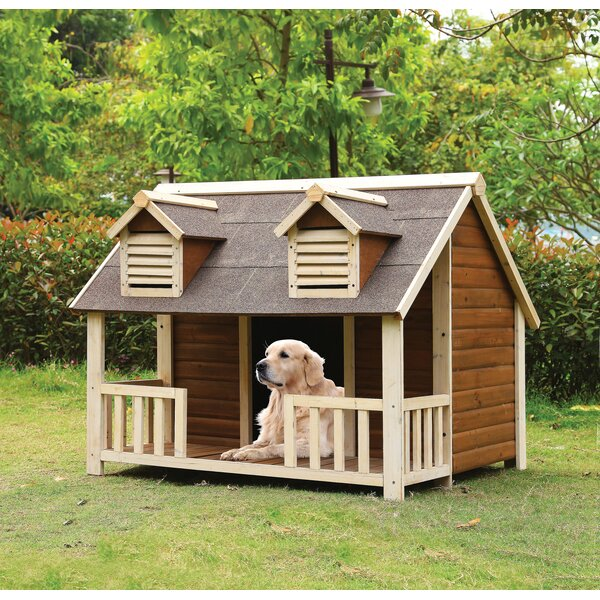 Munsey Dog House by Tucker Murphy Pet