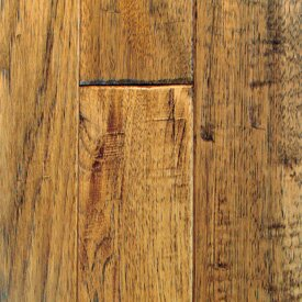 Knob Creek 3 Solid Hickory Hardwood Flooring in Saddle by Mullican Flooring