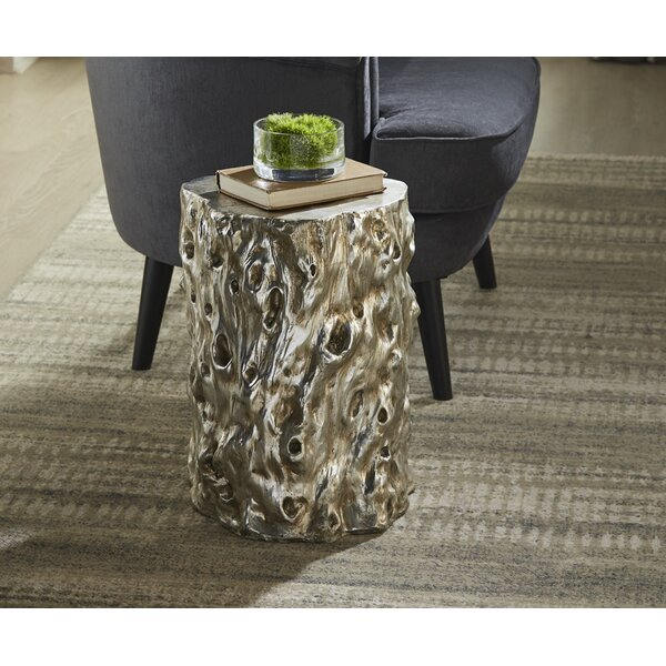 Fontanne Tree Stool by Highland Dunes