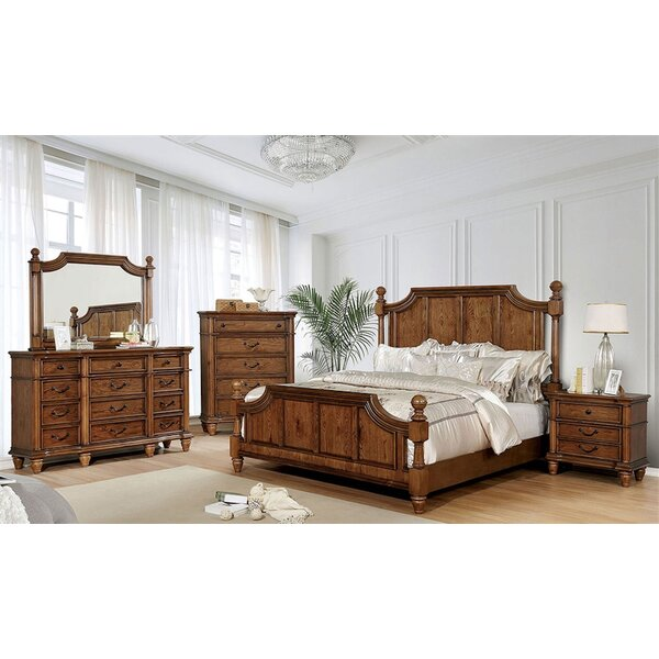 Jackson Standard Configurable Bedroom Set by Mutsumi Home Studio